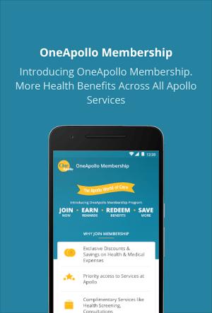 Ask Apollo — Consult Doctors, Order Medicines 3.4.3 Screen 1