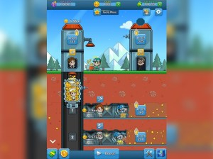 Android Idle Miner Tycoon - Mine Manager Simulator Screen 2
