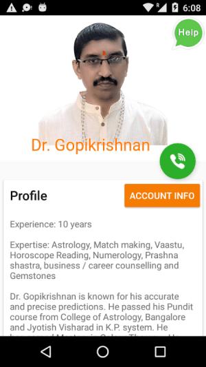 Telugu Astrology 8.2cc Screen 3