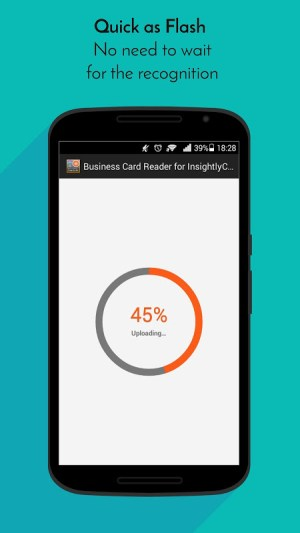 Business Card Reader for Insightly CRM 1.1.145c Screen 5