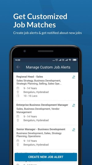 Naukri.com Job Search 12.6 Screen 7