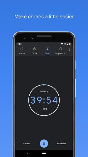 Clock 6.2.1 (280557501) Screen 6