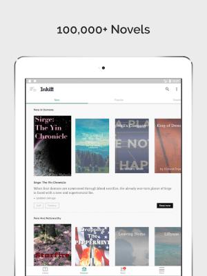 Inkitt – Free Fiction Books, Novels & Stories 2.11.3 Screen 4