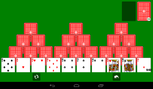 Solitaire 1.1.10 Screen 7