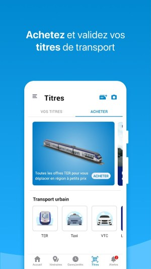SNCF 10.94.0 Screen 2