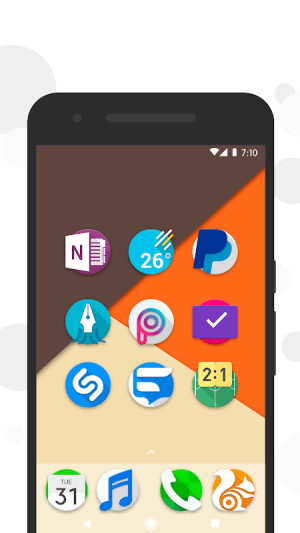 Pix it - Icon Pack 7.0 Screen 3