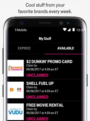 T-Mobile Tuesdays 4.3.4 Screen 2