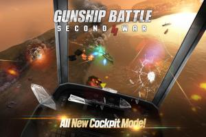 GUNSHIP BATTLE: SECOND WAR 1.11.01 Screen 2