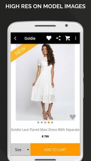 Online Fashion Shopping Zando 1.2.0 Screen 3
