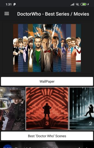 Android Doctor Who - TV Series, Wallpapers Screen 3