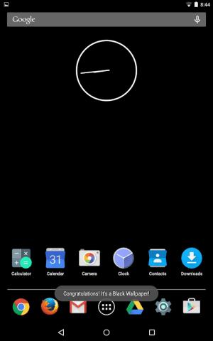 Pitch Black Wallpaper 3.5.0 Screen 4