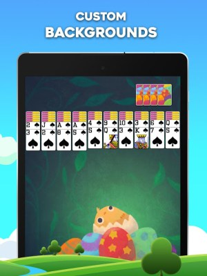 Android Spider Solitaire Screen 3