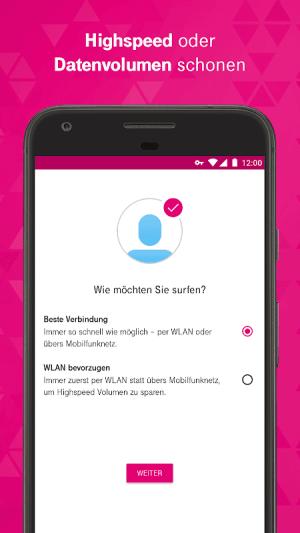 Connect App - HotSpot Manager 6.6.2d Screen 1