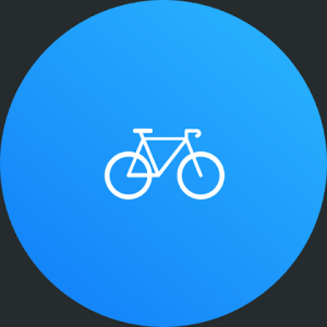 Android Bikemap - Your Cycling Map & GPS Navigation Screen 1