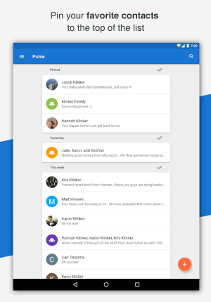 Pulse SMS (Phone/Tablet/Web) 4.6.2.2382 Screen 18
