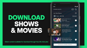 Hulu: Stream TV shows & watch the latest movies 4.10.0.409190 Screen 2
