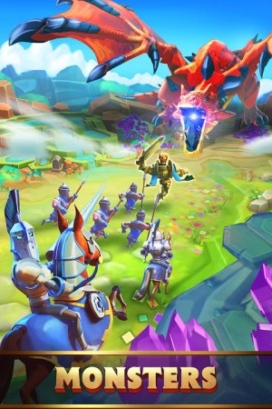 Android Lords Mobile: Kingdom Wars Screen 4