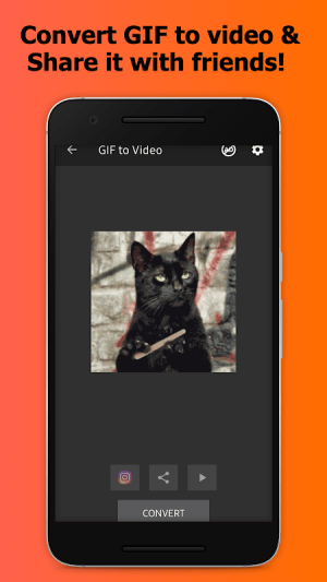 GIF to Video 1.11 Screen 2