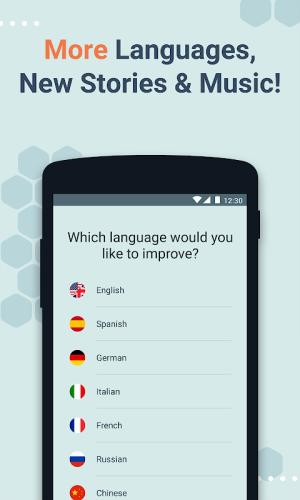 Beelinguapp: Learn Languages Music & Audiobooks 2.380 Screen 8