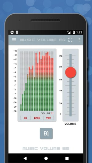 Music Volume EQ — Equalizer Bass Booster Amplifier 4.81c Screen 6