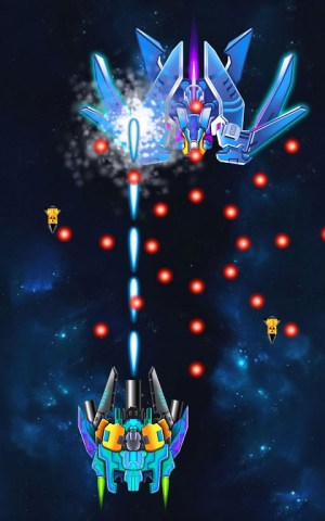 Android Galaxy Attack: Alien Shooter Screen 4