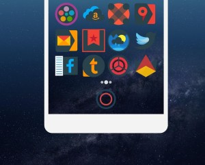 Mellow Dark - Icon Pack 3.9 Screen 3