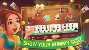 Android Rummy Plus - Online Indian Rummy Screen 2