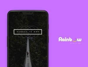 Rainbow Kwgt 3.2 Screen 7