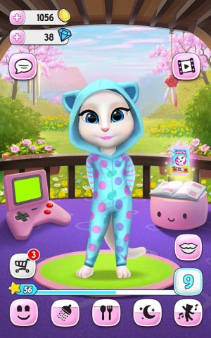 Android My Talking Angela Screen 4