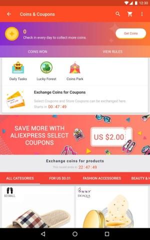 AliExpress - Smarter Shopping, Better Living 8.8.0 Screen 5