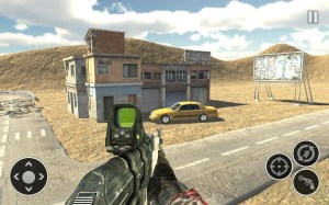 freedom of army zombie shooter: free fps shooting 1.5c Screen 3