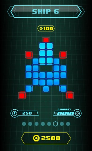 Retro Grid 0.1 Screen 2