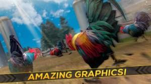 Wild Rooster Run - Frenzy Chicken Farm Race 2.11.9 Screen 7