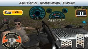 Android Parking Revolution: Super Car Offroad Hilly Driver Screen 9