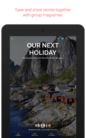 Flipboard: News For Any Topic 4.2.28 Screen 15