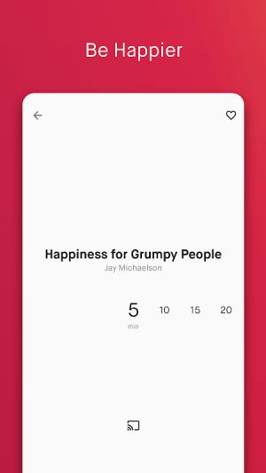 10% Happier: Meditation for Fidgety Skeptics 1.12.1 Screen 4