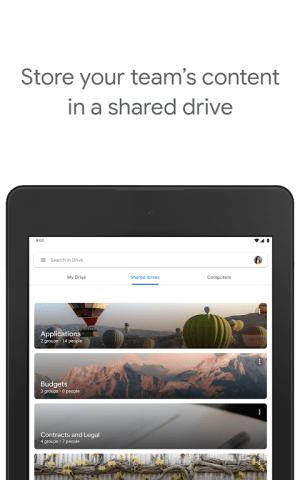 Google Drive 2.21.281.04.90 Screen 8