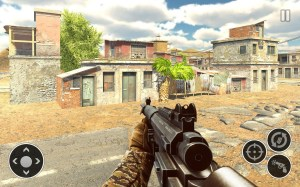 freedom of army zombie shooter: free fps shooting 1.5c Screen 4