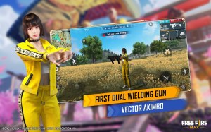 Android Free Fire MAX Screen 1