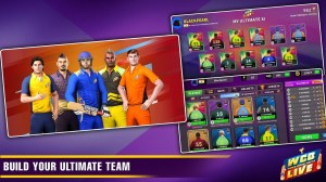 WCB LIVE Cricket Multiplayer:Play PvP Cricket Game 0.4.6 Screen 1