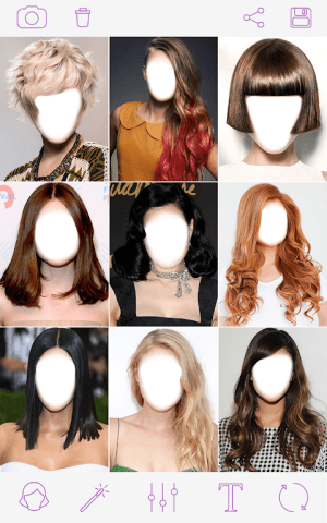 Woman Hairstyles 2018 1.7.8 Screen 1