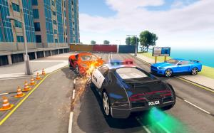 Cop Driver : Impossible Police Car Stunt Simulator 0.6 Screen 4