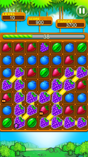Fruit Splash 10.7.03 Screen 3