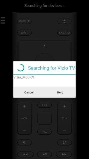 VizControl - TV Remote Control for Vizio TV 1.2.1-release Screen 2