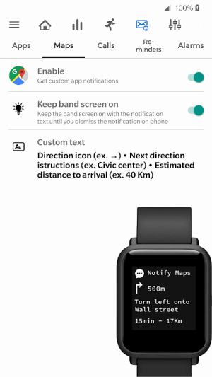 Notify & Fitness for Amazfit 8.17.6c Screen 6