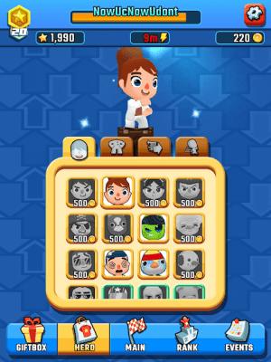 Jump Dash Hero 1.3c Screen 5