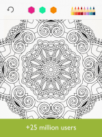 Colorfy - Coloring Book Free Screen