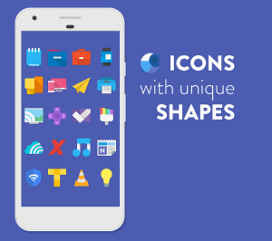 Android Moonshine - Icon Pack Screen 3