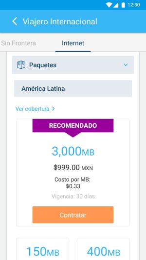Mi Telcel 9.4.1 Screen 5