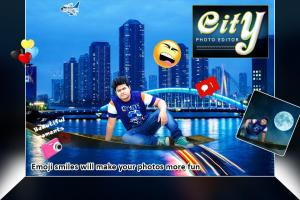 City Photo Editor - City Photo Frame 1.0.0.1 Screen 2